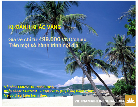 dat mua ve may bay khuyen mai vietnamairlines