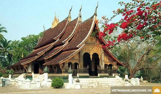 ve may bay di luang prabang