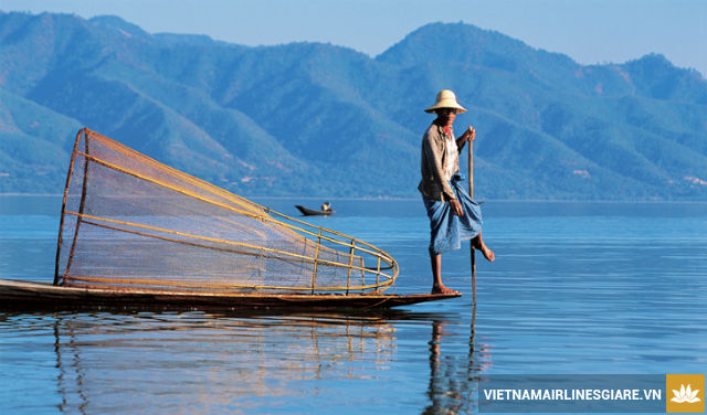 Vé máy bay giá rẻ đi Myanmar