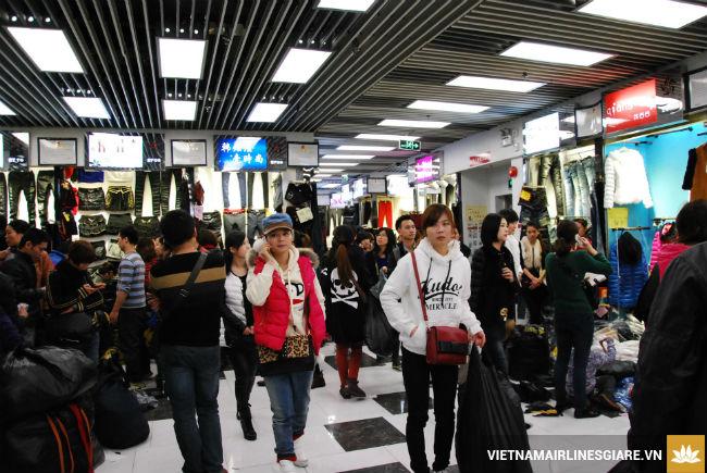 Vé máy bay giá rẻ đi Quảng Châu hãng Vietnam Airlines