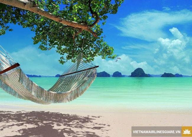 ve may bay di thai lan hang vietnam airlines