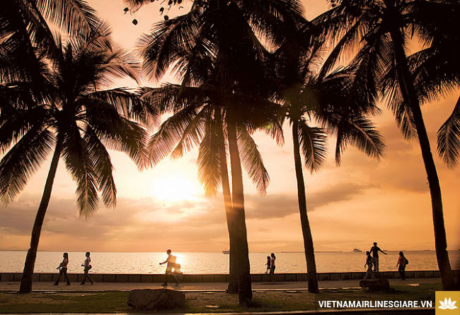 Vé máy bay Vietnam Airlines đi Manila