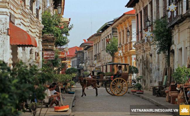 Vé máy bay Vietnam Airlines đi Philippines