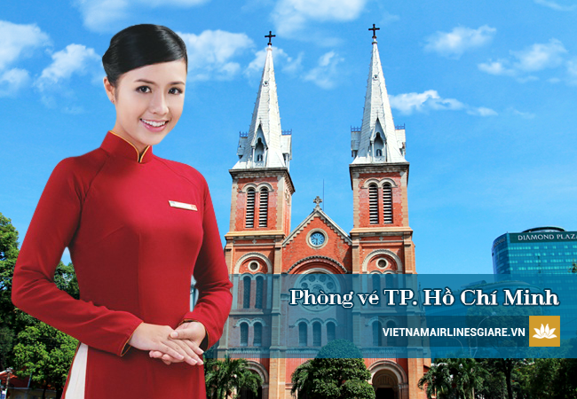 vietnam airlines tai ho chi minh
