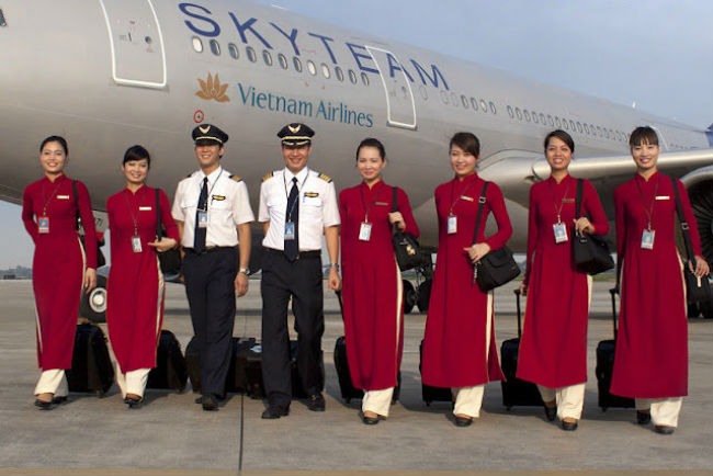 hang vietnam airlines