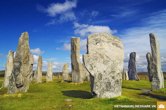 Du lịch Anh cùng vé máy bay vietnam Airlines giá rẻ