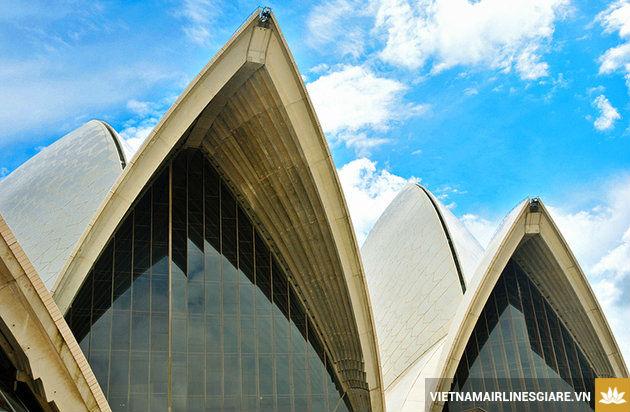 Du lịch Úc cùng vé máy bay giá rẻ đi Sydney