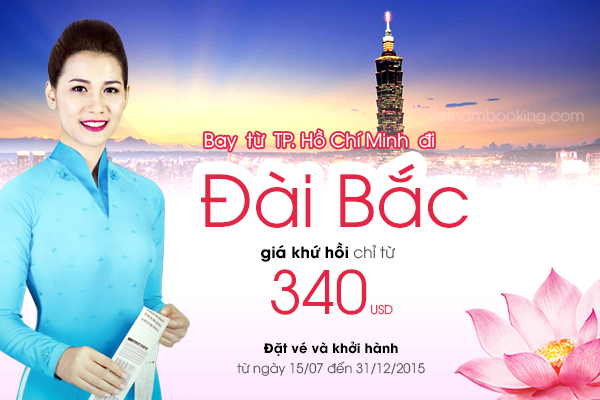 ve may bay di dai bac khuyen mai