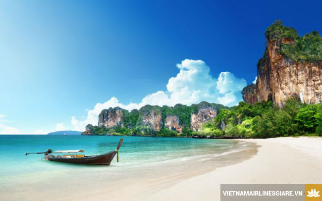 mua ve may bay di thai lan