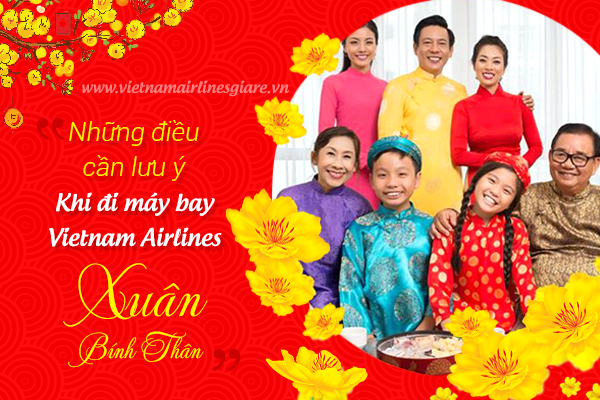 ve tet vietnam airlines