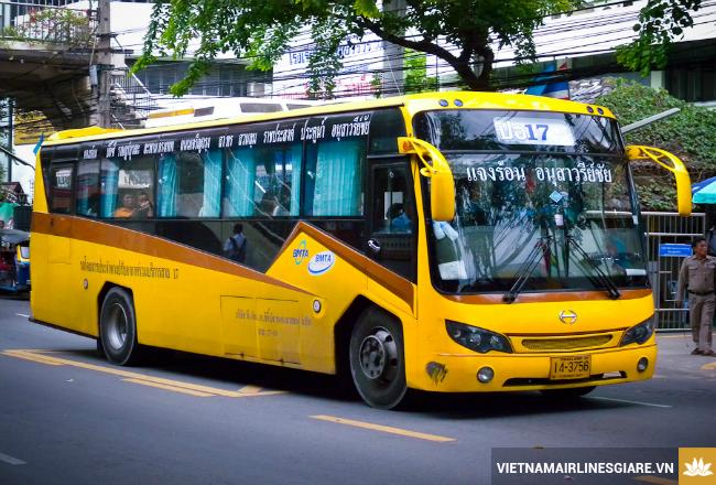 dat mua ve may bay di bangkok vietnam airlines