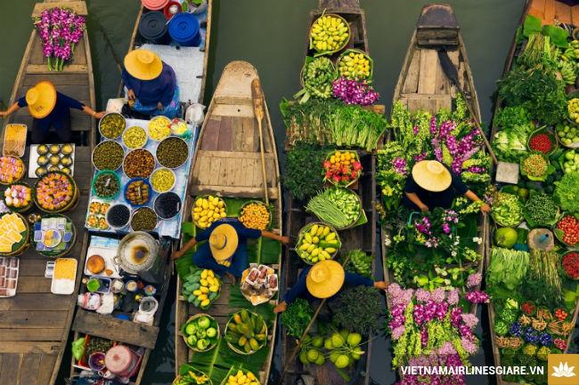 gia ve may bay di thai lan vietnam airlines