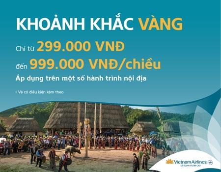 Khoanh khac vang -Vietnam