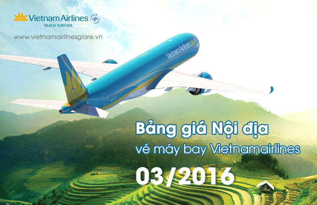 gia ve may bay vetnam airlines noi dia