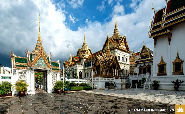 ve may bay di bangkok vietnam airlines