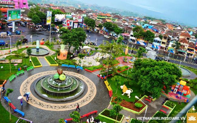 ve may bay di indonesia hang vietnam airlines