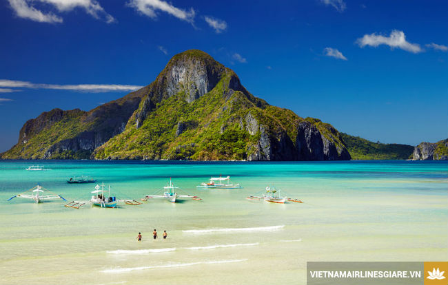 ve may bay di philippines vietnam airlines