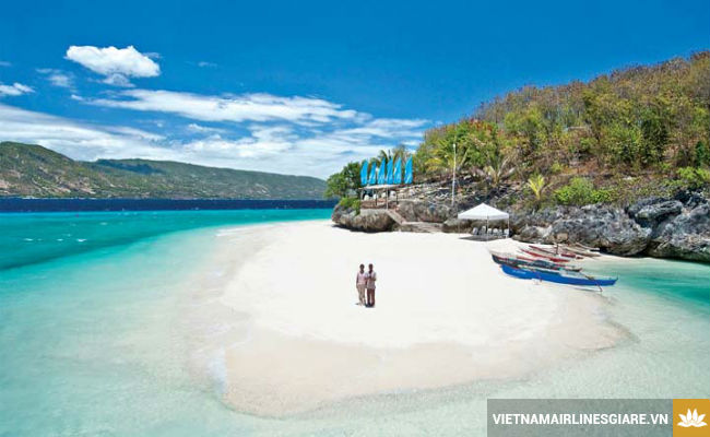ve may bay di philippines vietnan arlines