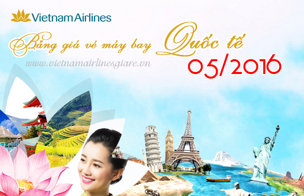 gia ve quoc te vietnam airlines