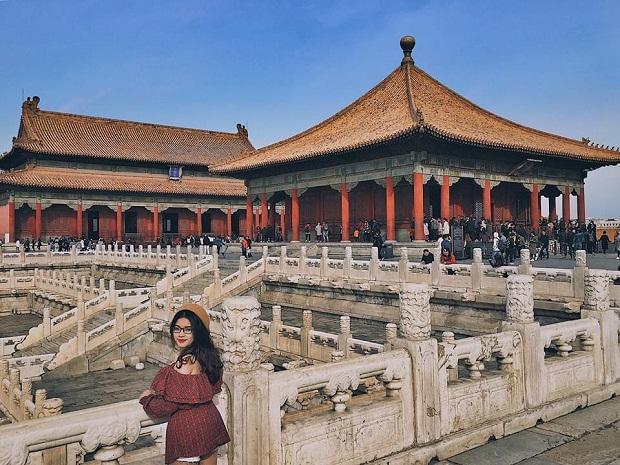 Thiên An Môn Bắc Kinh