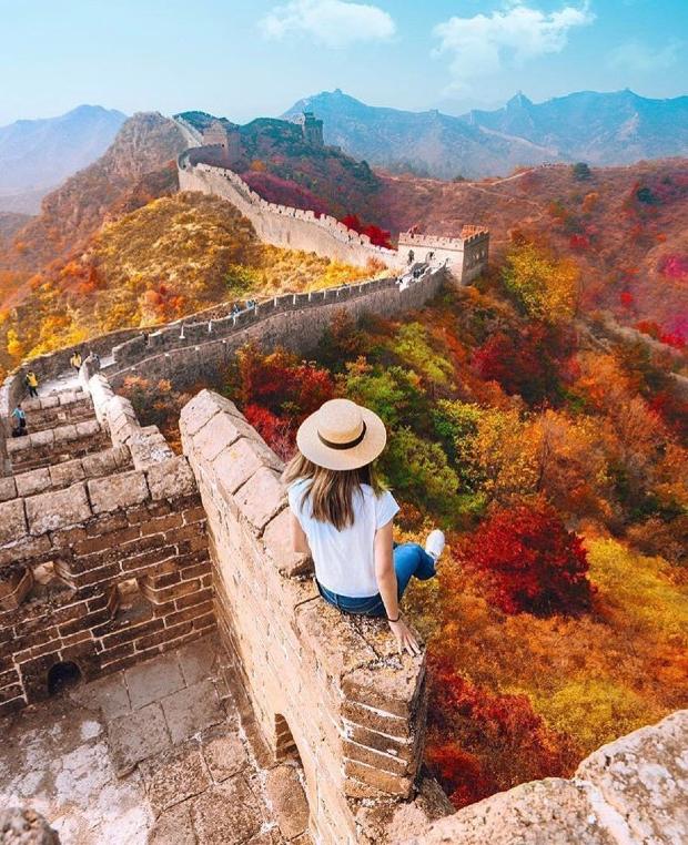 mùa thu Bắc Kinh