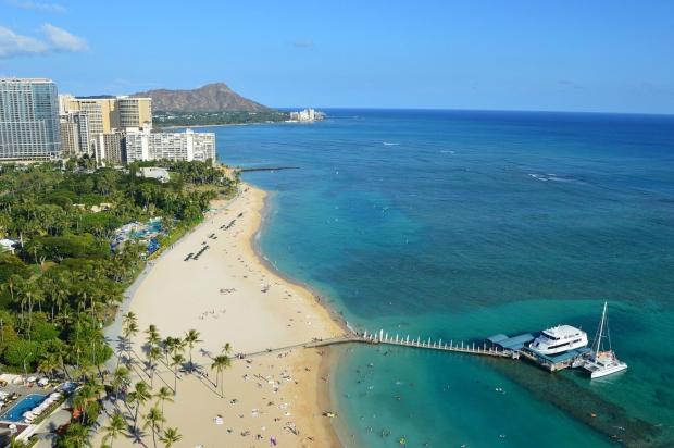 đặt vé máy bay đi Honolulu giá rẻ