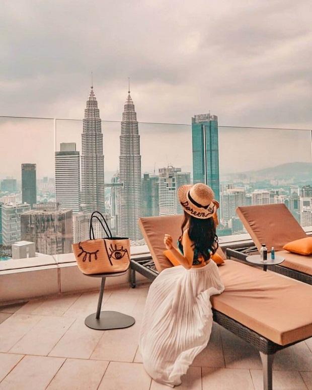 Đặt vé máy bay đi Kuala Lumpur giá rẻ