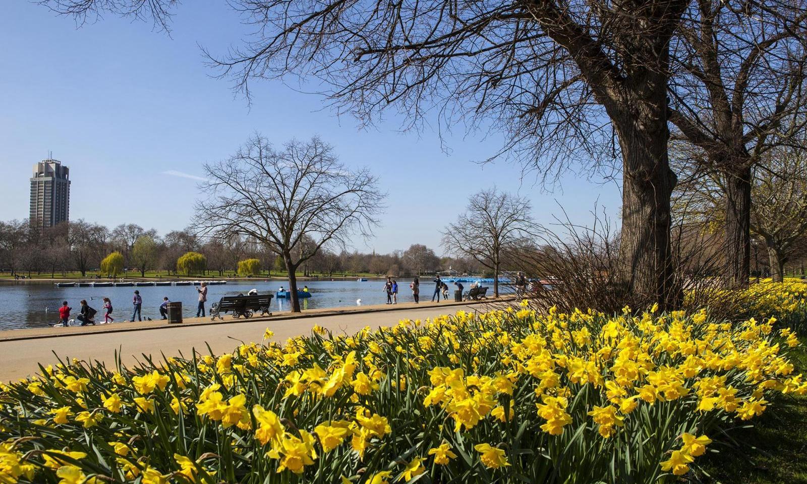 Công viên Hoàng Gia Anh