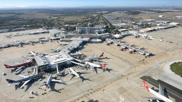 Sân bay quốc tế Melbourne