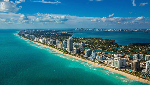 vé máy bay đi Miami Vietnam Airlines