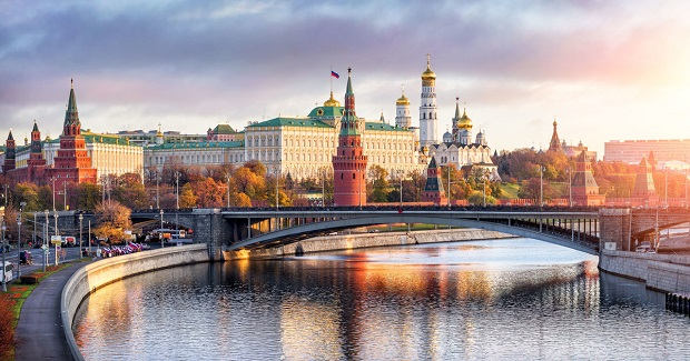 vé máy bay đi Moscow