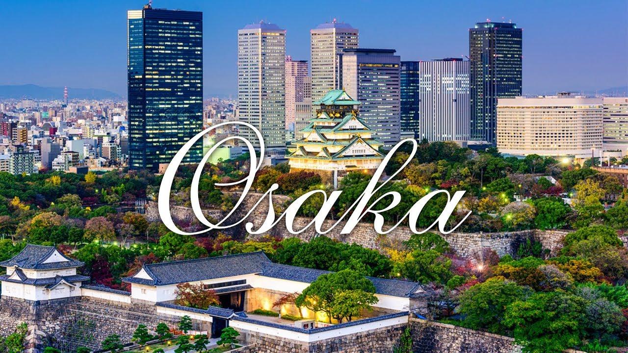 vé máy bay đi Osaka