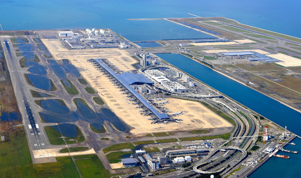 Sân bay Kansai Osaka