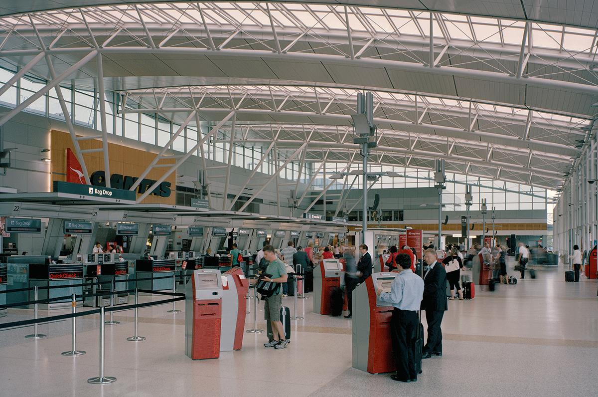 Sân bay Kingsford Smith