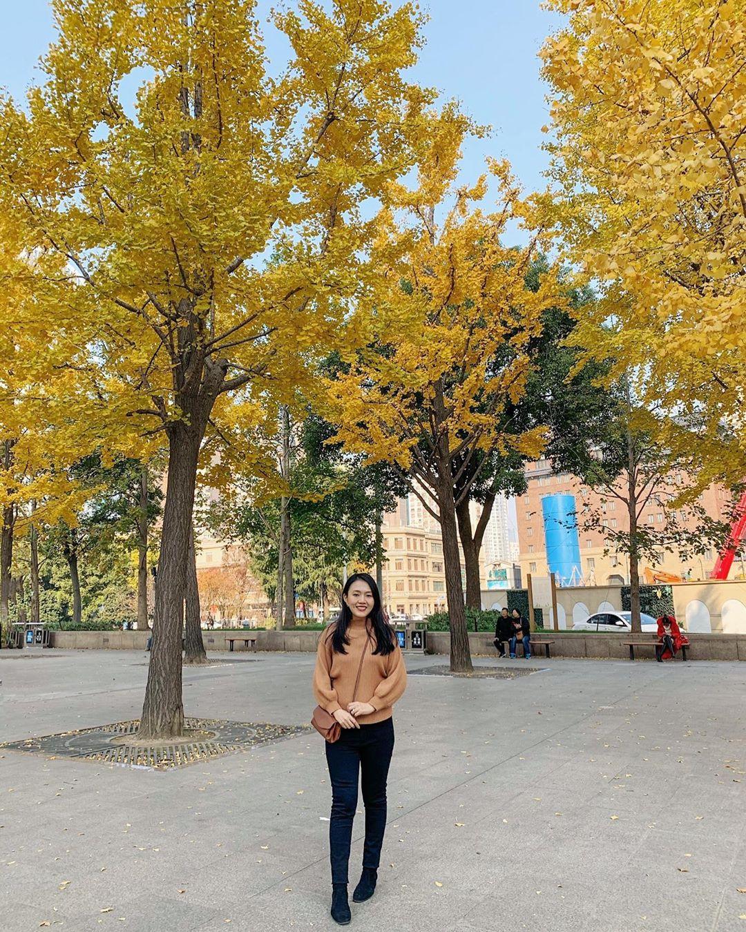 mùa thu ở Thượng Hải