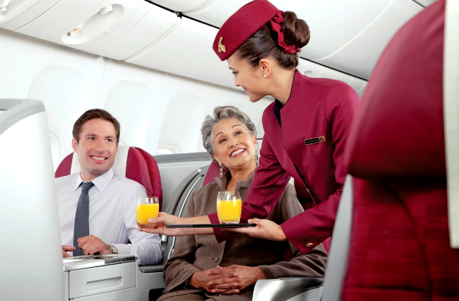 mua ve may bay qatar airways