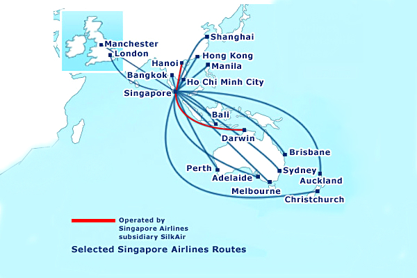 ve may bay hang singapore airlines