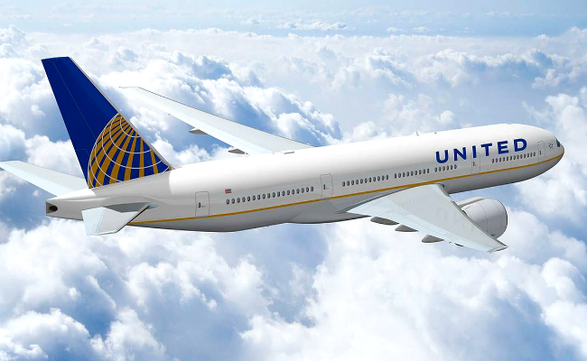 dat mua ve may bay united airlines