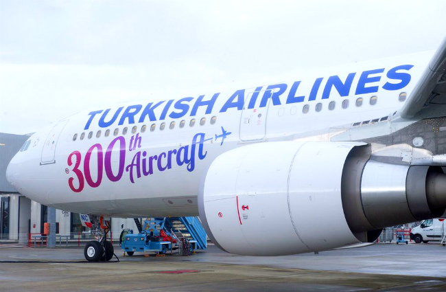 ve may bay turkish airlines