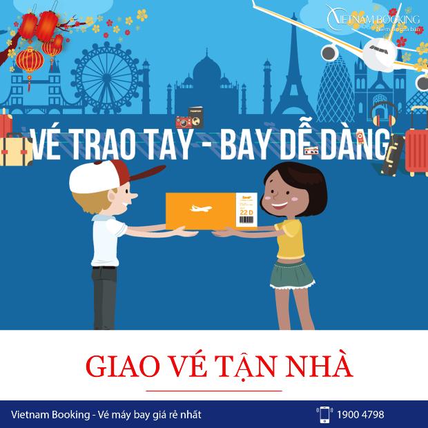 tổng đài đặt vé máy bay vietnam airlines