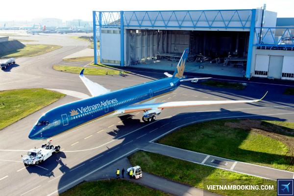 trai nghiem hanh trinh Singapore - Ha Noi cung tau bay boeing 787 - 1
