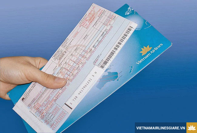 mua ve vietnam airlines