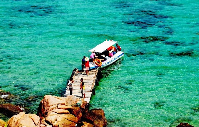Vé máy bay Sài Gòn Quy Nhơn giá rẻ