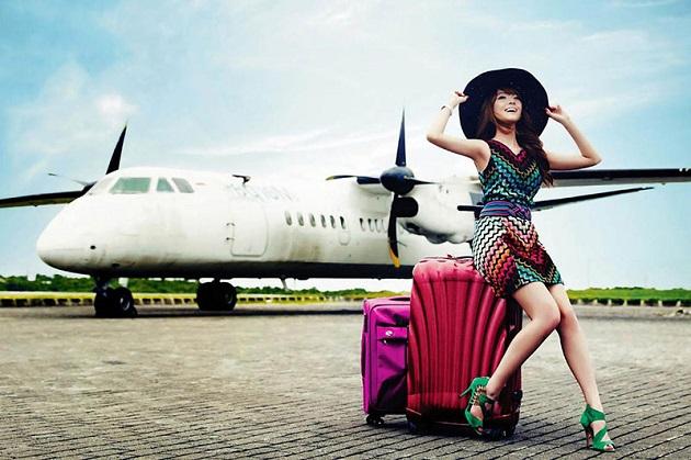 Kinh nghiệm cốt yếu cho những người đi máy bay lần đầu