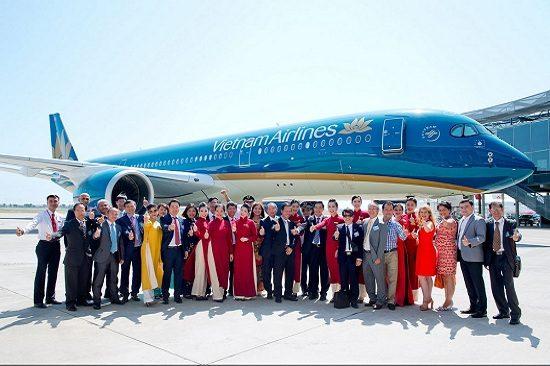 giá vé máy bay đi singapore của Vietnam Airline