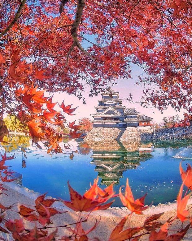 Nhật Bản mùa thu