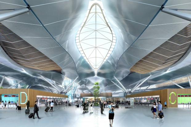 Sân bay Incheon ở Seoul
