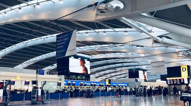 Sân bay quốc tế Heathrow