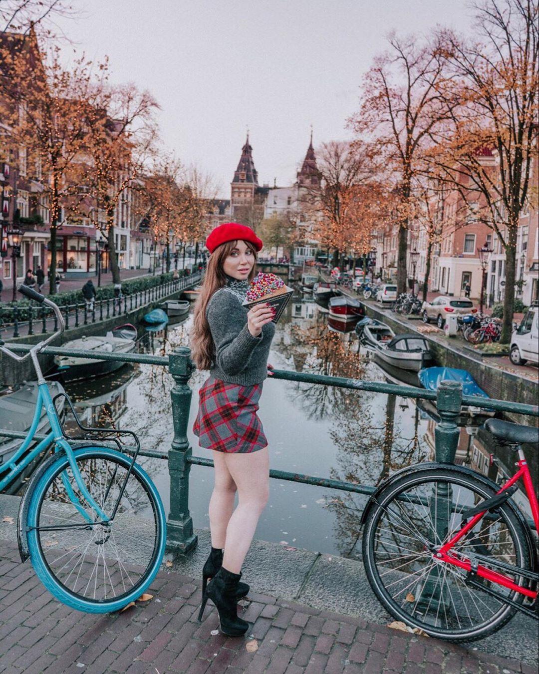 mùa thu ở Hà Lan