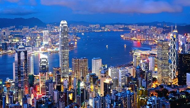 đặt vé máy bay đi Hong Kong